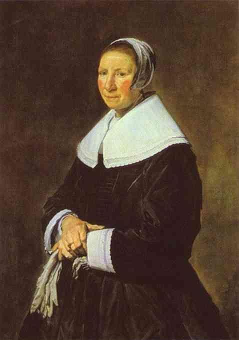 Frans Hals. Portrait of a Woman.
