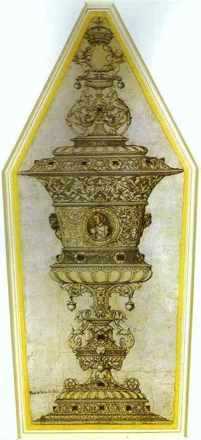 Hans Holbein. Jane Seymour's Cup.