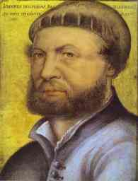 Hans Holbein the Younger Portrait
