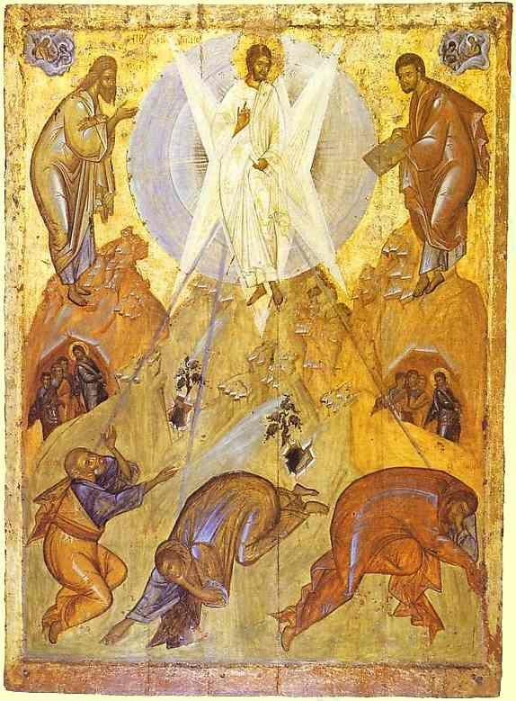 Theophanes the Greek. The Transfiguration.