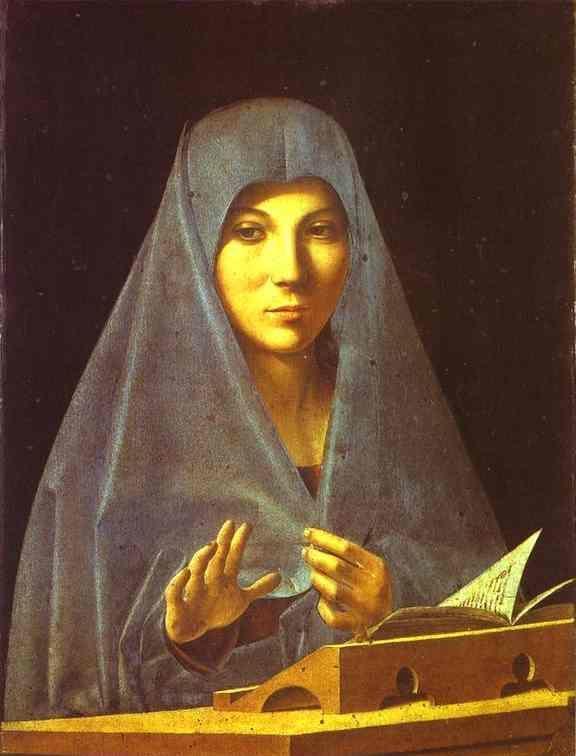 Antonello da Messina Biography Antonello da Messina