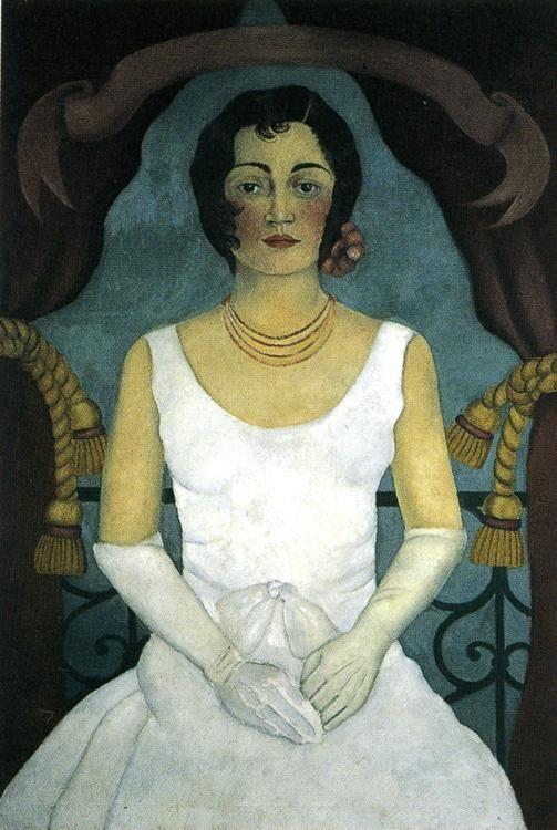 Frida Kahlo. Portrait of Lupe Marin.