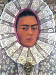 Frida Kahlo. Self-Portrait.