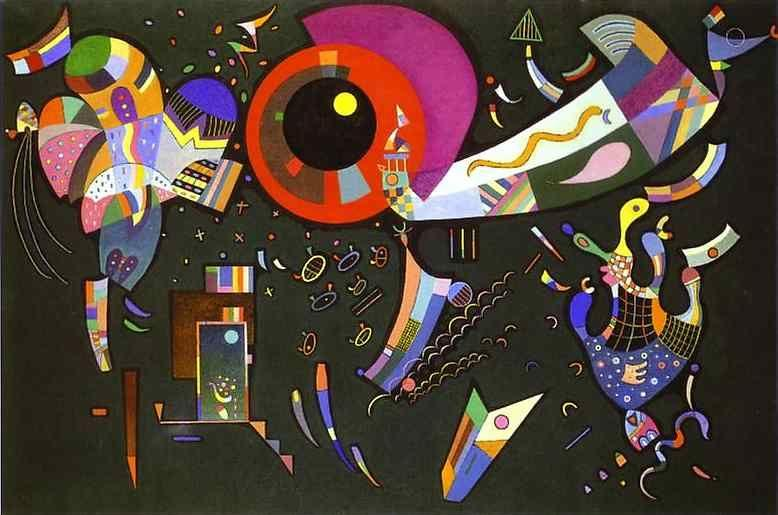 Wassily Kandinsky. Around the Circle.