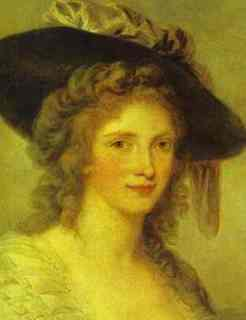 Angelica Kauffman Portrait