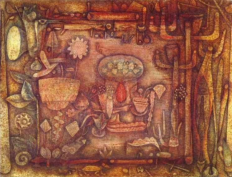 Paul Klee. Botanical Theater.