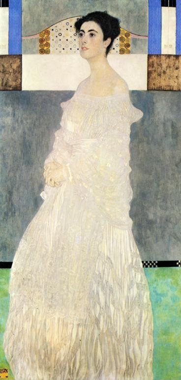 Gustav Klimt. Portrait of Margarethe Stoneborough-Wittgenstein.