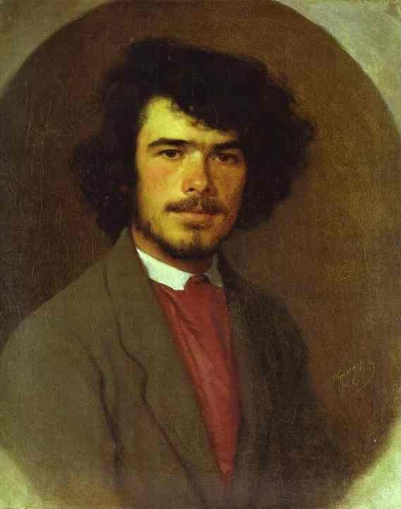 Ivan Kramskoy. Portrait of the Agronomist Vyunnikov.