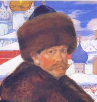 Boris Kustodiyev Portrait