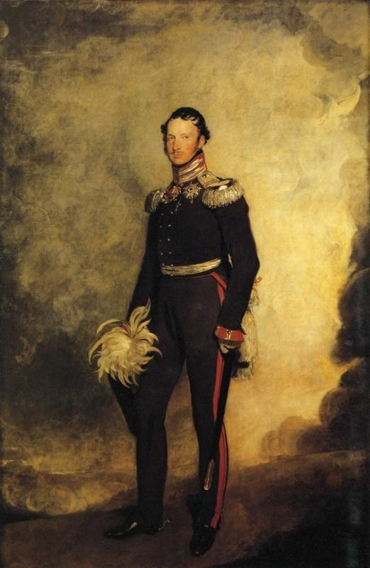 Sir Thomas Lawrence. Frederick William III, King of Prussia (1770-1840).