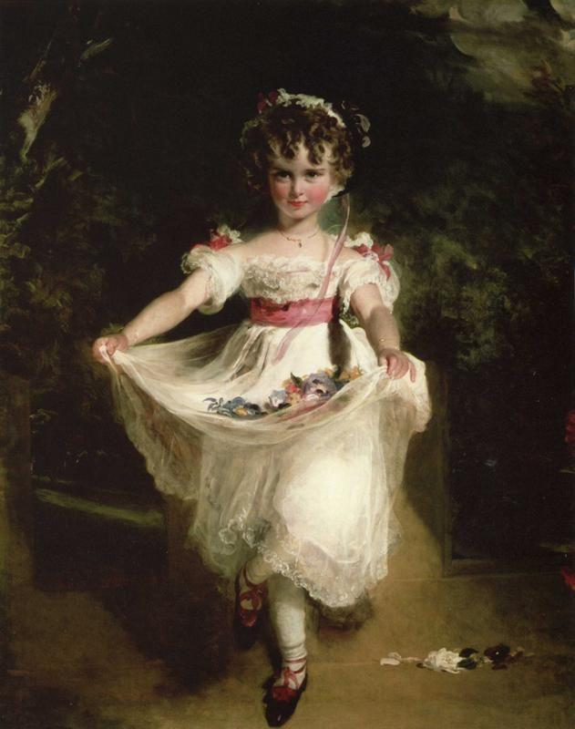 Sir Thomas Lawrence. Louisa Georgina Augusta Anne Murray (1822-1891).