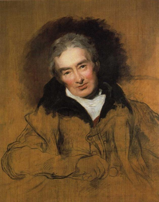Sir Thomas Lawrence. William Wilberforce, MP (1759-1833).