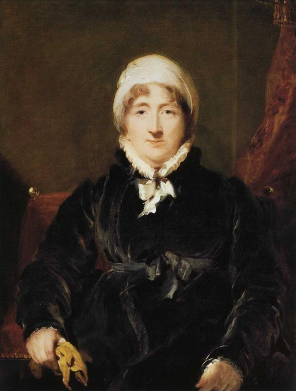 Sir Thomas Lawrence. Mrs Joseph May.