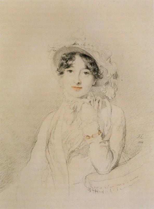 Sir Thomas Lawrence. Catherine, 1st Duchess of Wellington.