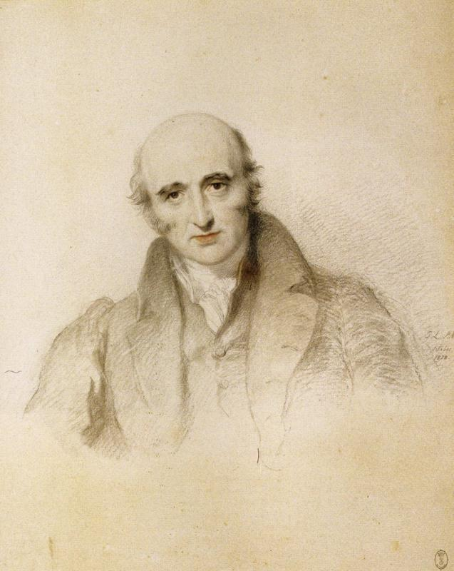 Sir Thomas Lawrence. William Wollaston.