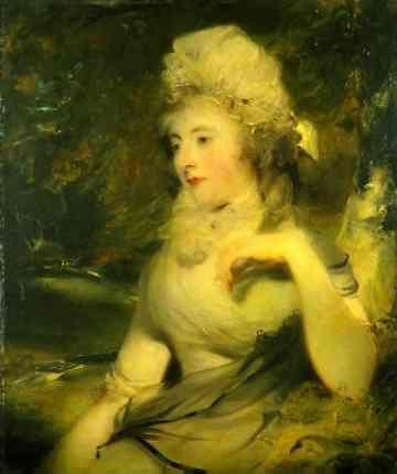 Sir Thomas Lawrence. Portrait of a Lady.