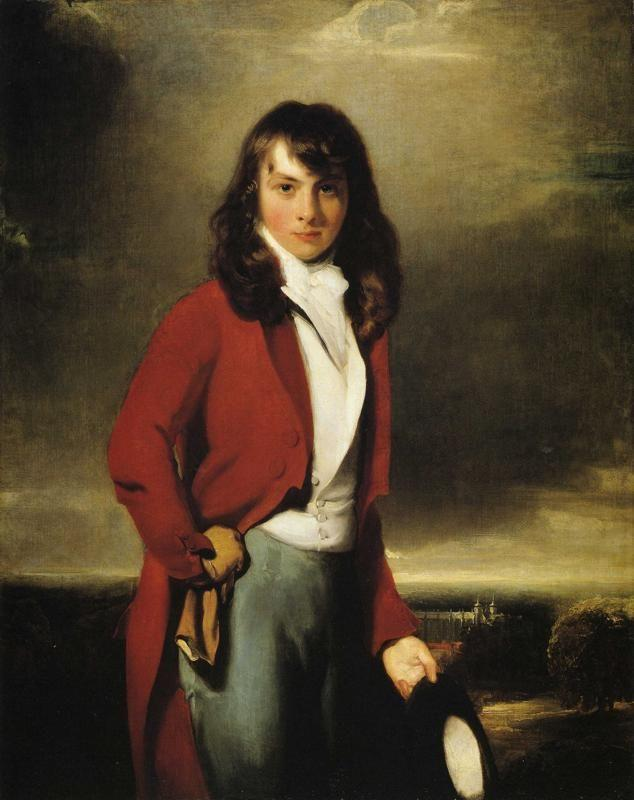 Sir Thomas Lawrence. Arthur Atherley, MP (1772-1844).