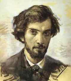Isaac Levitan Portrait