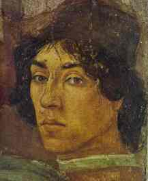 Filippino Lippi Portrait