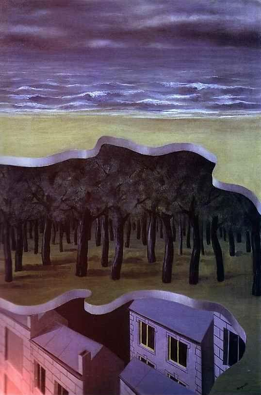 René Magritte. Panorama populaire.