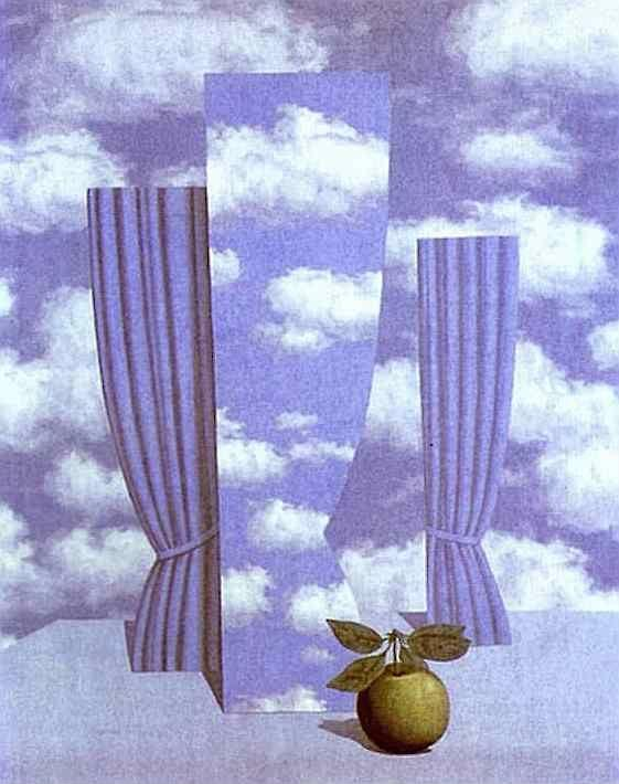 René Magritte. Beautiful World.