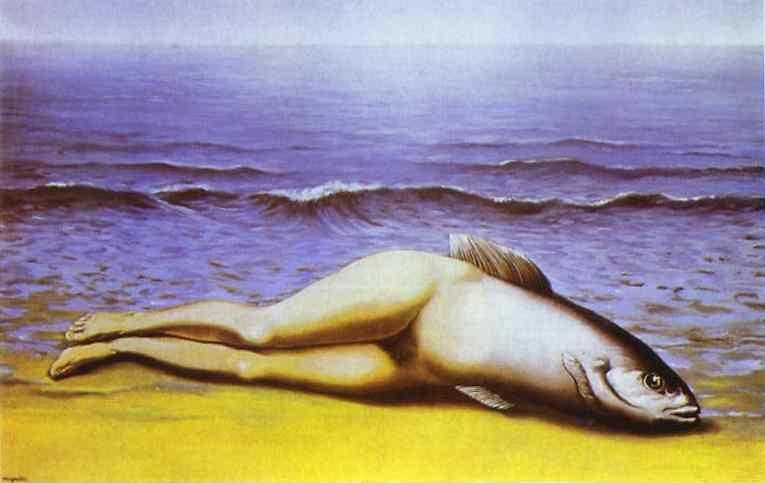 René Magritte. Collective Invention.