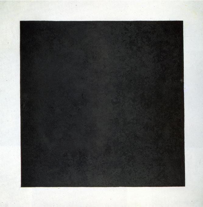 Kazimir Malevich  Black Square Malevich Black Square 1913
