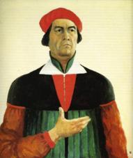 Kazimir Malevich Portrait
