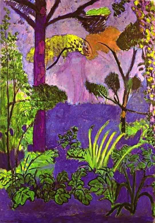 Henri matisse moroccan landscape acanthus for Matisse fenetre ouverte collioure