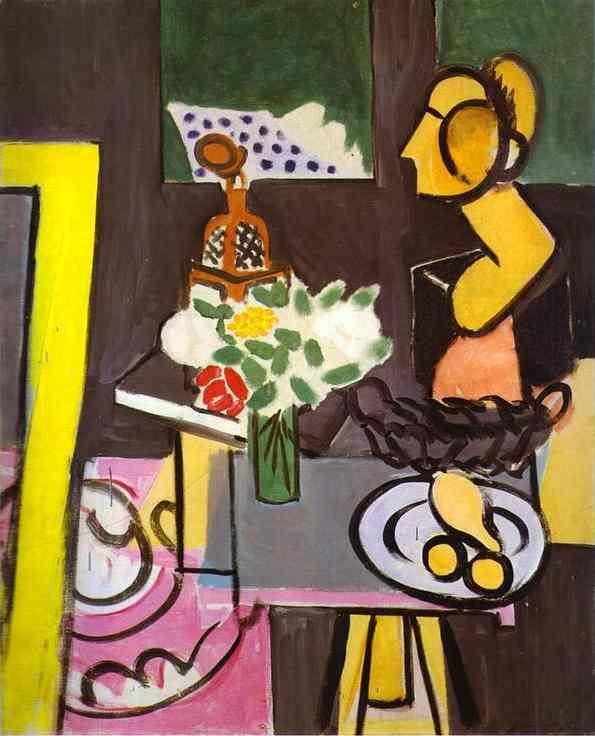 Henri Matisse. Still Life with a Head.