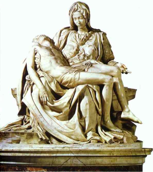 michael angelo statues in rome - photo#18