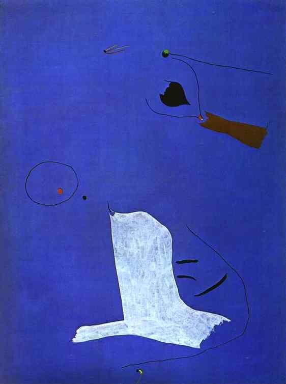 Joan Miró. Painting.