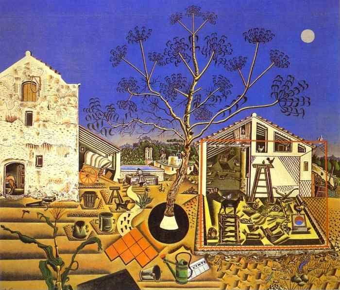Joan Miró. The Farm.