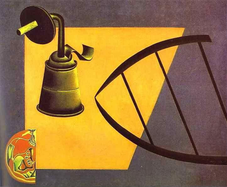 Joan Miró. The Carbide Lamp.