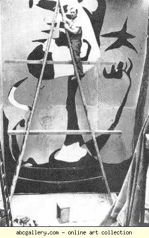 Joan Miró. Biography. - Olga's Gallery
