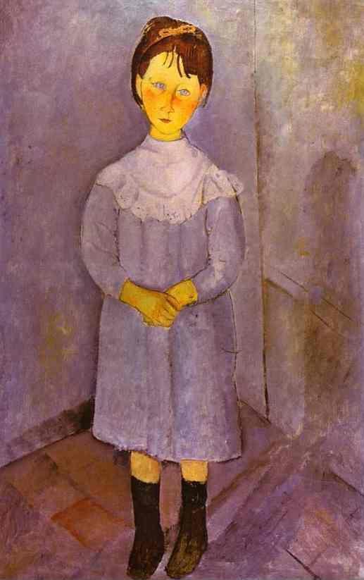 ART & ARTISTS: Amedeo Modigliani - part 6