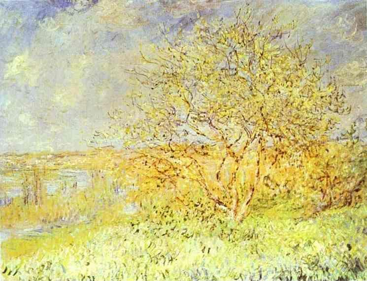 Claude Monet. Spring.