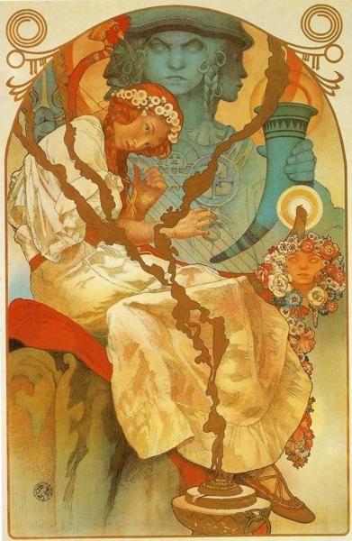 Alphonse Mucha. The Slav Epic.