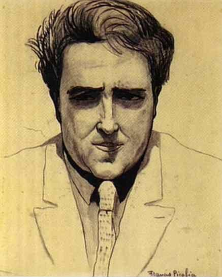 Francis Picabia. Self-Portrait.
