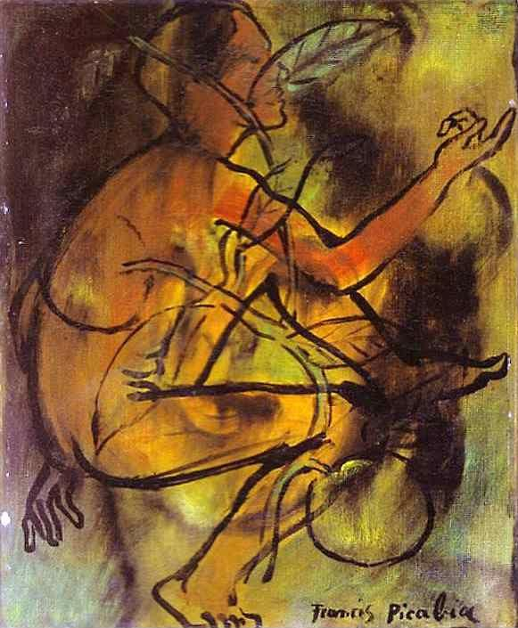 Francis Picabia. Ève.