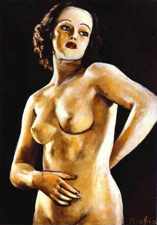 Francis Picabia. Nude.