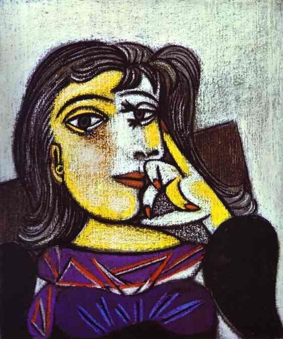 Pablo Picasso. Dora Maar.