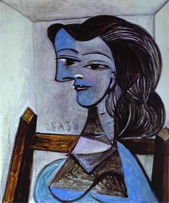 Pablo Picasso Nusch 201 Luard