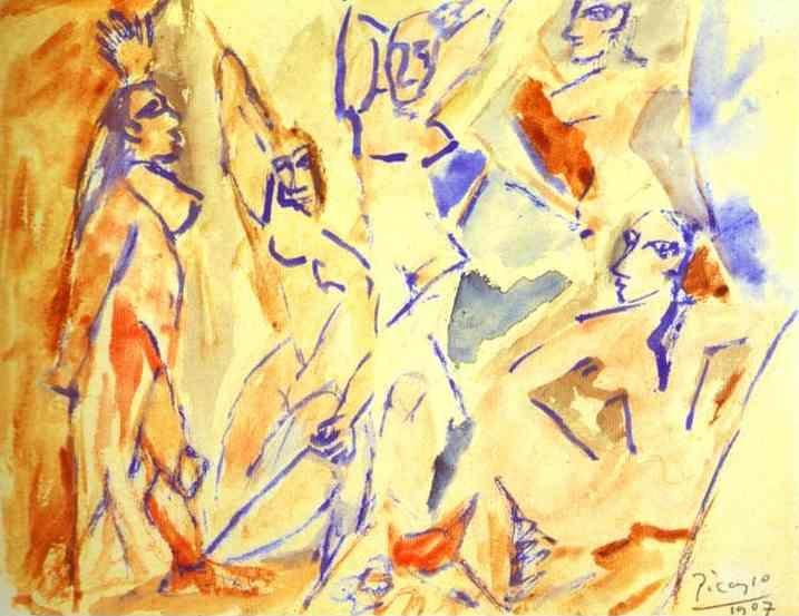 pablo picasso sketches - photo #40