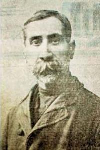 Niko Pirosmani (Nikolai Aslanovich Pirosmanashvili) Portrait