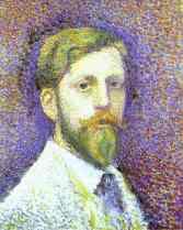 Georges Lemmen Portrait
