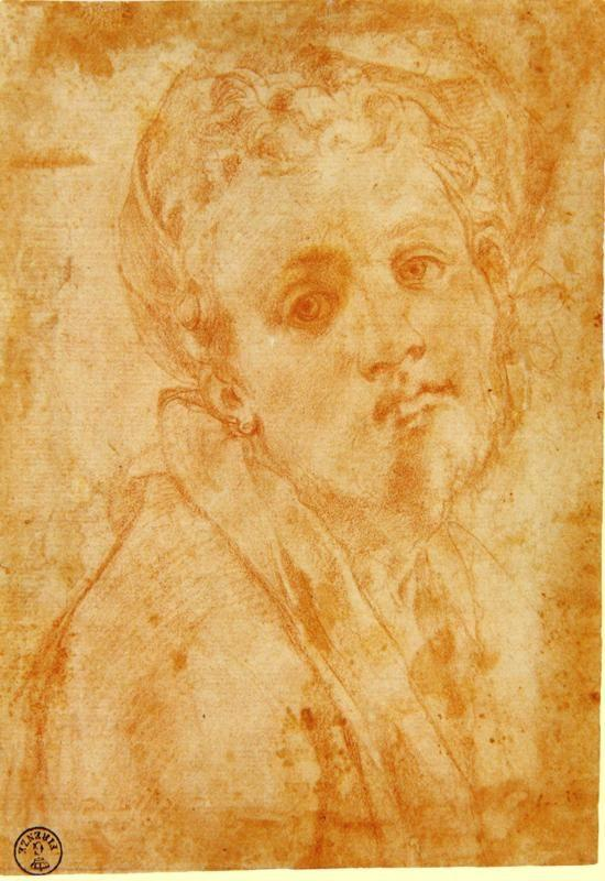 Pontormo. Self-Portrait.