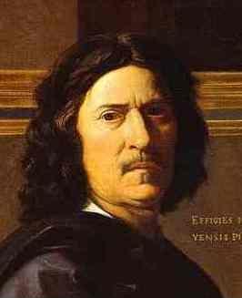 Nicolas Poussin Portrait