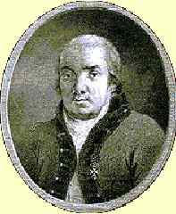 Giacomo Quarenghi Portrait