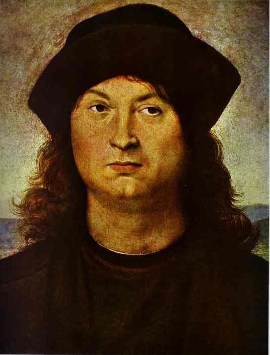Raphael. Portrait of a Man.